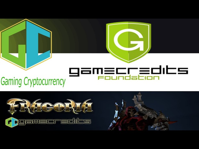 Криптовалюта GameCredits (GAME)! Фрагория (Fragoria) Игра добавила игровую валюту GameCredits!