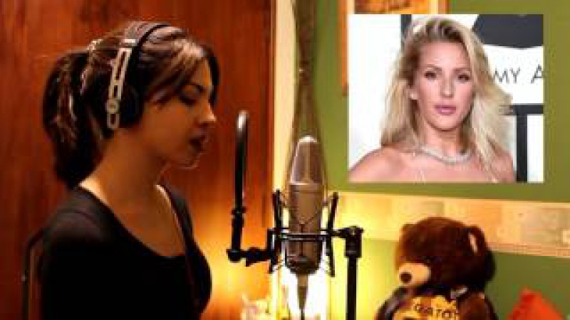 1 GIRL 15 VOICES Adele Ellie Goulding Celine Dion and 12 more
