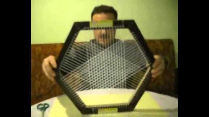 Tutkallı Boncuklu Yıldız Yatak Odası Takımı Yapımı