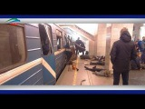 Дагестан скорбит по погибшим при теракте в метро Санкт-Петербурга