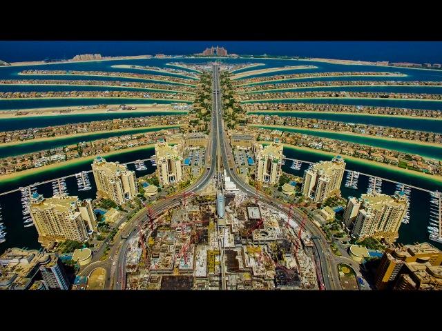UAE. Dubai Palm Island Jumeirah