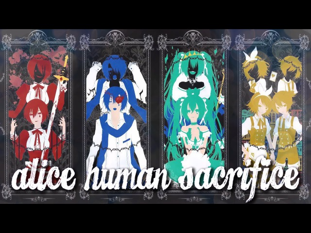 Alice Human Sacrifice 「German Cover」