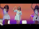 Lana Del Rey - High By The Beach (Live At Rockwave Festival 190716)