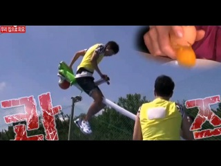 Lee Kwang Soo Funny Unlucky Moments vs 2pm See Saw Game