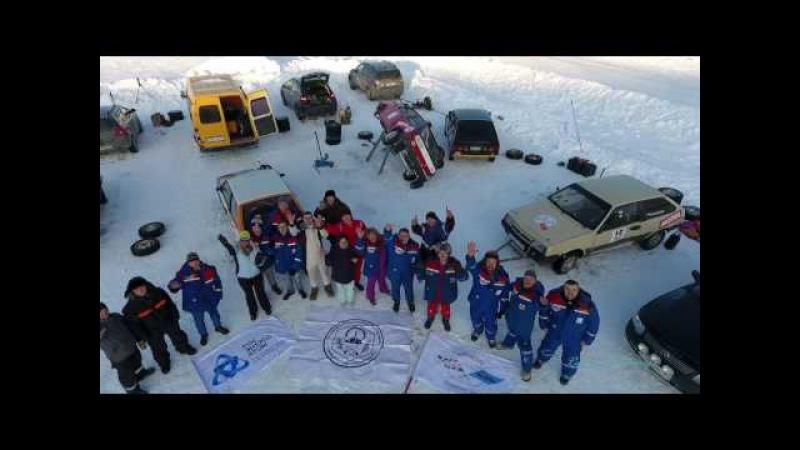Ледовые гонки Мончегорск 05 03 17
