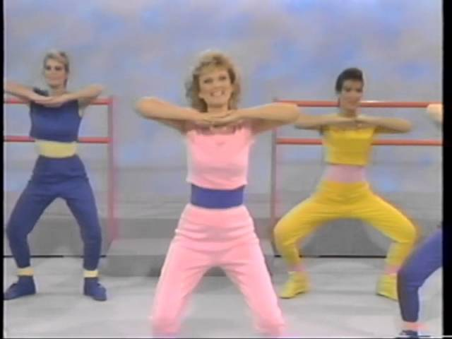 Stormie Omartian Low Impact Aerobic Workout 1987