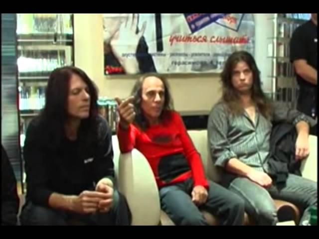 Ronnie James Dio - Khabarovsk, Russia - 2006 || Ронни Джеймс Дио - Хабаровск - 2006