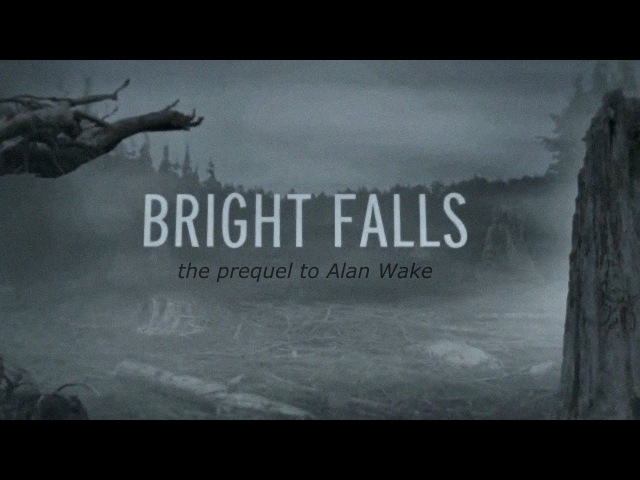 Брайт Фоллс / Bright Falls: The Prequel To Alan Wake [RUS]