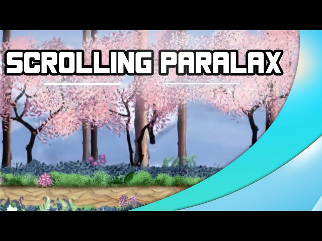 Scrolling Parallax ( Unity 2D ) - Game Mechanics - Unity 3D