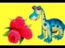 ДИНОЗАВР ЗАСРАНЕЦ Про динозавров мультфильм. Театр игрушек для детей. Мурзилка ТВ