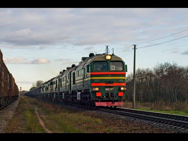 3М62У-0077 и 3М62У-0088 (Крынки) 3M62UK-0077 and 3M62U-0088 (RZD, BCh, Krynki)