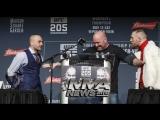 UFC 205: Лучшие моменты с пресс-конференции (озвучка MMANews.info)
