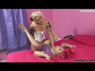 Isabella sorenti & mayumi sparkles - fucking with the tooth fairy (transsexual, shemale, ts, t-girl, femboy, tranny, trap)