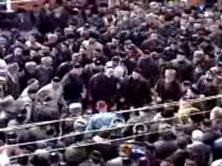 Зикр с похорон Мусы Эсмурзиева