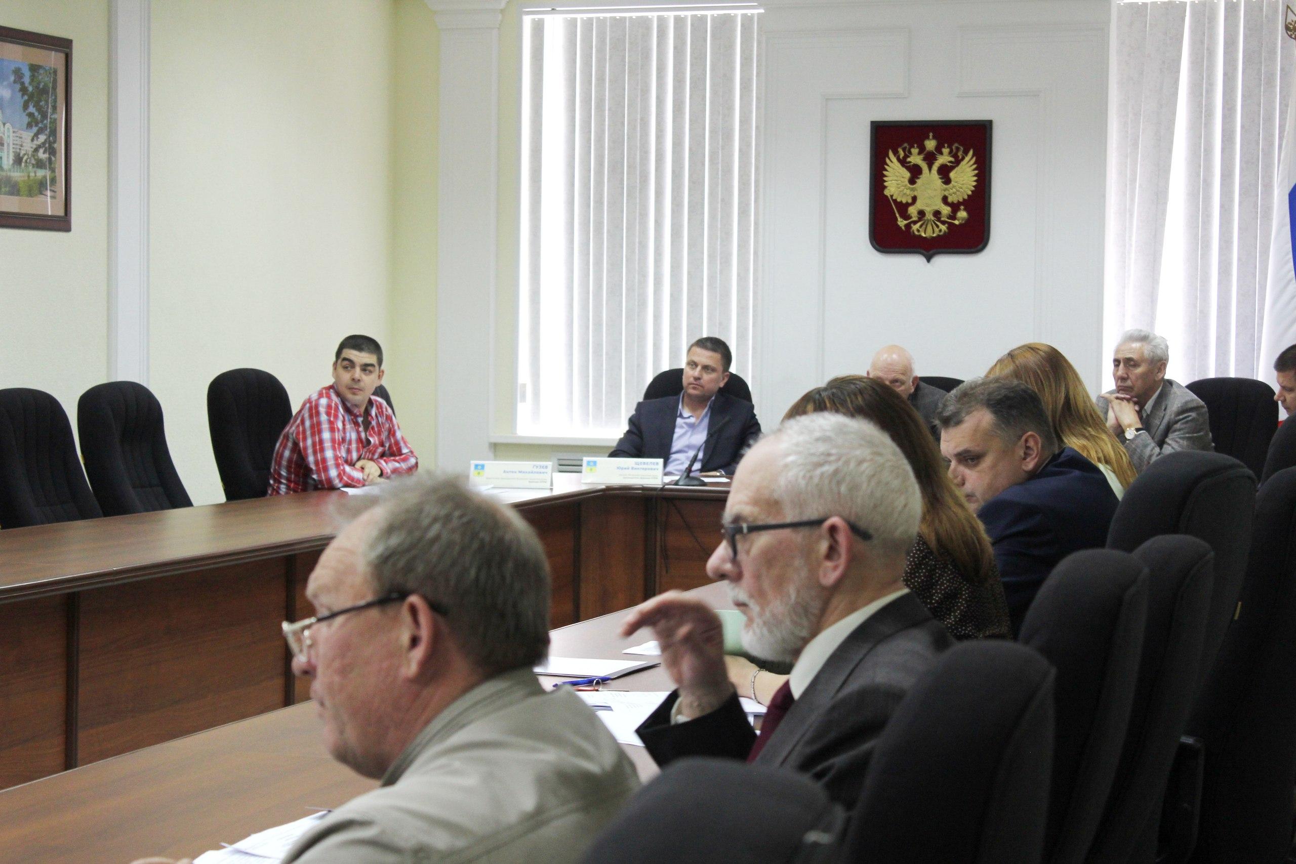 27 апреля комиссия по промышленности и развитию предпринимательства