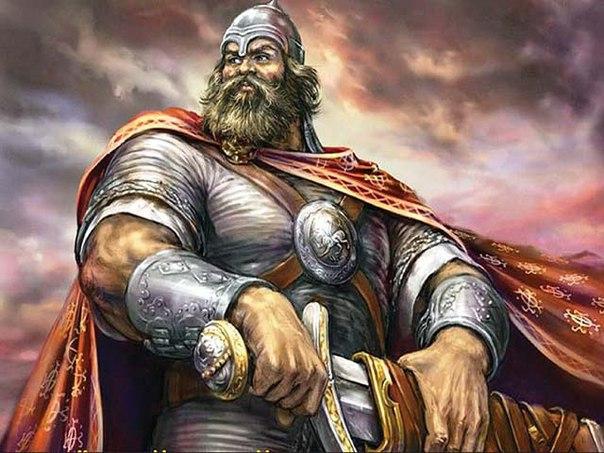Какое значение имел меч в Древней Руси?