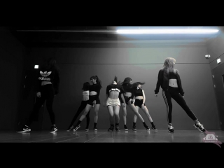 [Dance practice video] #1. Superlove - Tinashe (Lipbubble Ver.)