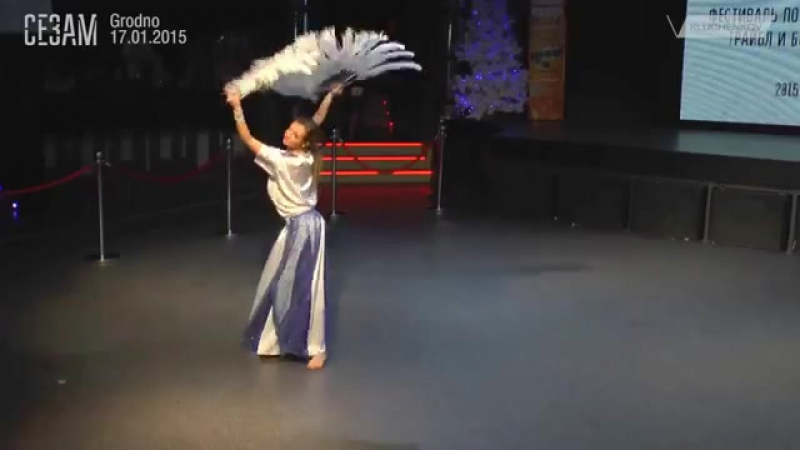 ANISA dance - 3rd place -- Sezam Festival, Belarus 6644
