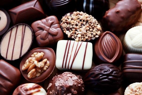 Россия экспортировала в октябре рекордный объем сладостей