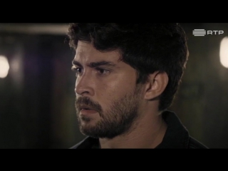 Министерство времени 1 сезон 1 серия (на португальском)