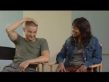 Jeremy Renner and Gabrielle Union Neo Ned Interview (1)