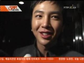 Sung Yuri Jang Geun Suk - 2007 KBS Drama Awards