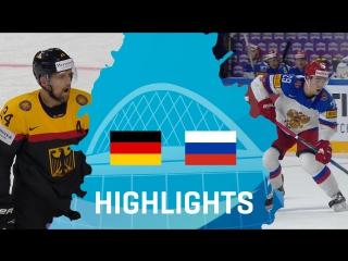 Германия - Россия - 3:6
