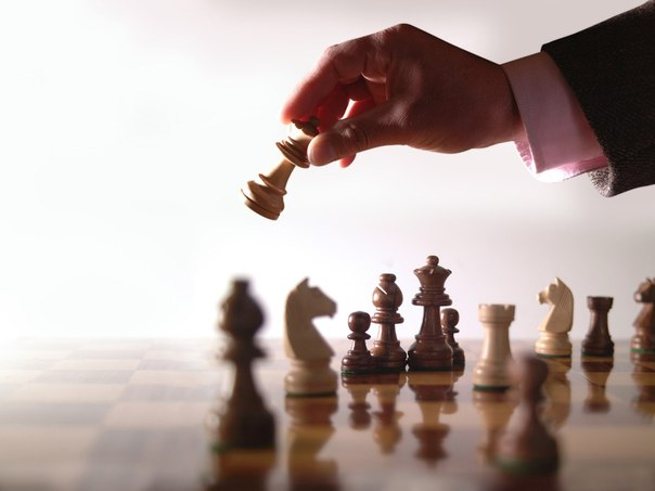 Шахмат фигурларының жүрістері
