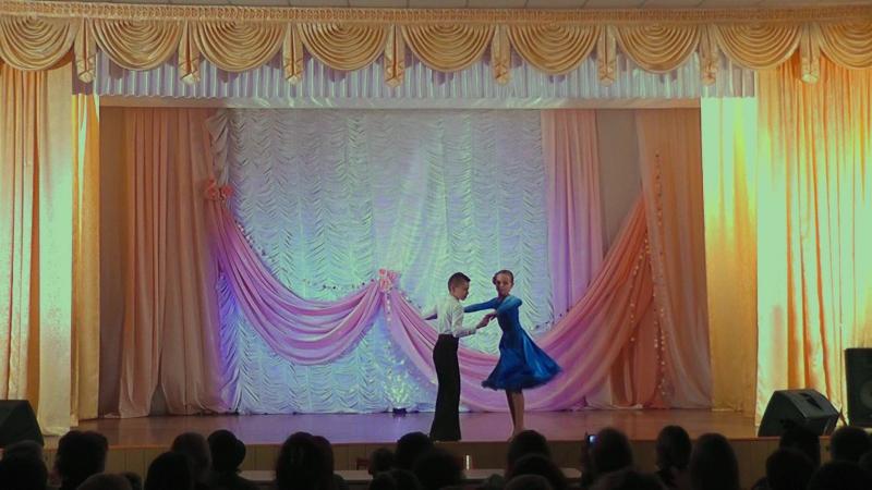 Отч. кон. СВТ АЙЛИН - наши гости Аврамчик Виолета и Шупилов Герман (СитиДэнс)