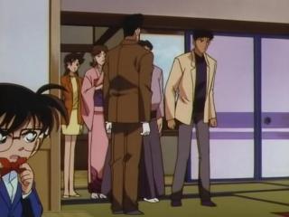 El Detectiu Conan - 211 - La mansió de la llegenda de l'estany dels 5 colors (II)