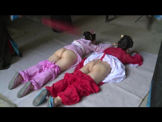 Chinese ancient corporal punishment show 3