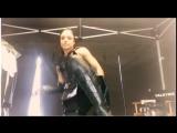 Тесса Томпсон, которая сыграла Валькирию в блокбастере «Тор: Рагнарёк» поделилась закадровым видео