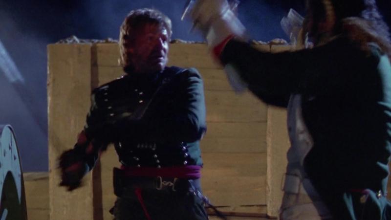 Приключения королевского стрелка Шарпа / Sharpe. Эпизод 8. 720p. ОРТ