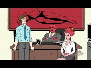 Гадкие Американцы - 1x04 [Jetvis Studio]