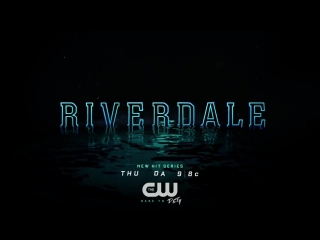 Riverdale 1x02 Promo A Touch of Evil