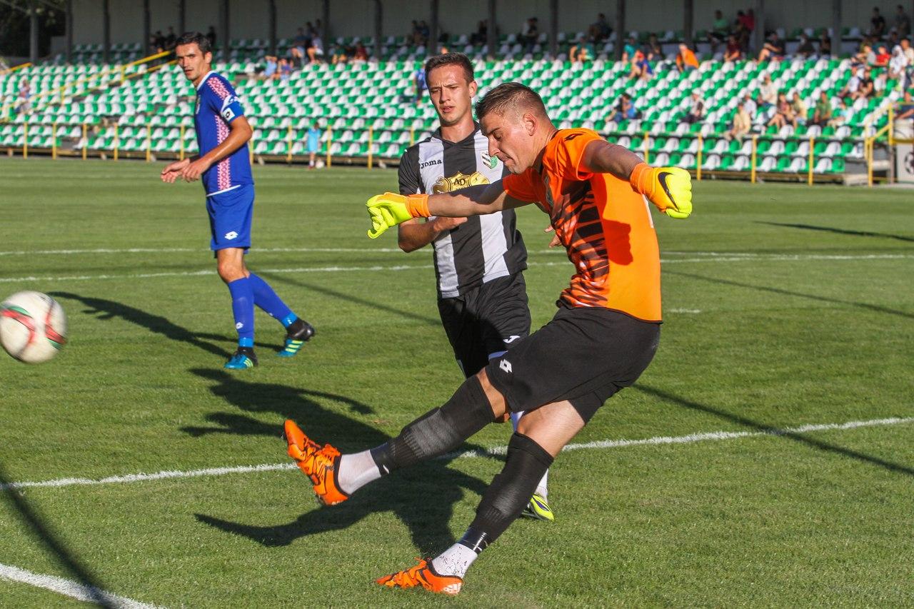 Авангард минимально победил Нафтовик-Укрнафту