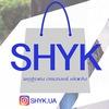 SHYK - шоурумы стильной одежды! Киев.
