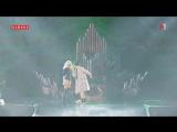ОЛЯ ПОЛЯКОВА FEAT. GREEN GREY - О, Боже, как больно (Live @ M1 Music Awards)