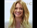 Hilary Duff for Pop Sugar Beauty