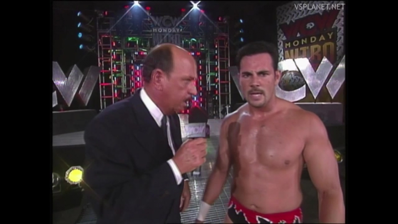 Chavo Guerrero interview, WCW Monday Nitro 26.08.1996