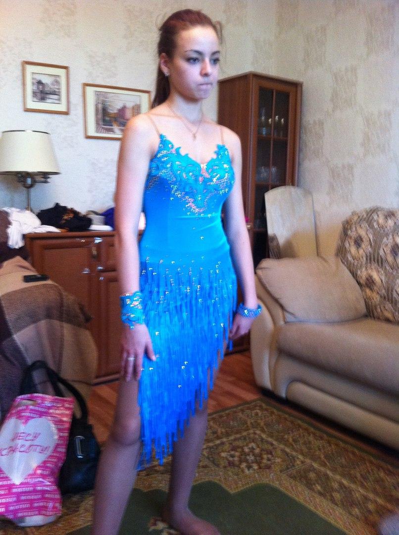 Платье латина ю2 купить