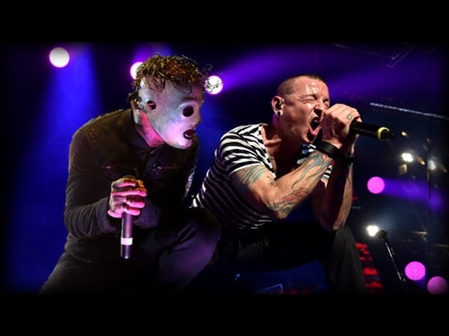 Linkin Park Slipknot Powerless to Snuff
