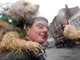 День Святого Патрика  в Ирландии музыка Ирландская народная