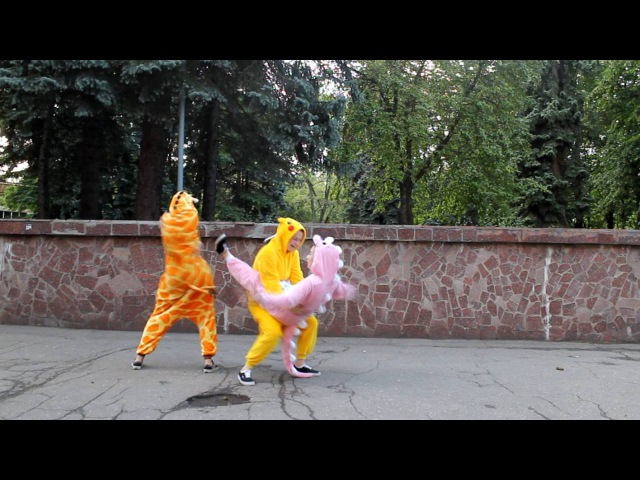 BLOOPERS KIGURUMI DANCE MRS_GRUSHA