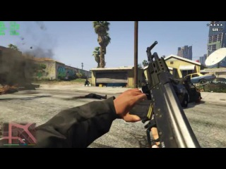 Grand Theft Auto V | Geforce GTX 750Ti 2gb | AMD FX 8300 | 8GB RAM