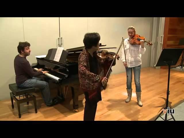 Nobuko Imai gives a Viola Master Class смотреть онлайн без регистрации