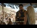 Game of Thrones Season 6: Episode #1 Clip - Danenerys meets Khal Moro (HBO)