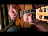 Pavane Gabriel Faure - Russian 7str.Guitar, Павана Габриеля Форе семиструнная гитара