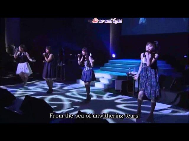 FictionJunction Hanamori no Oka 「花守の丘」 English Sub