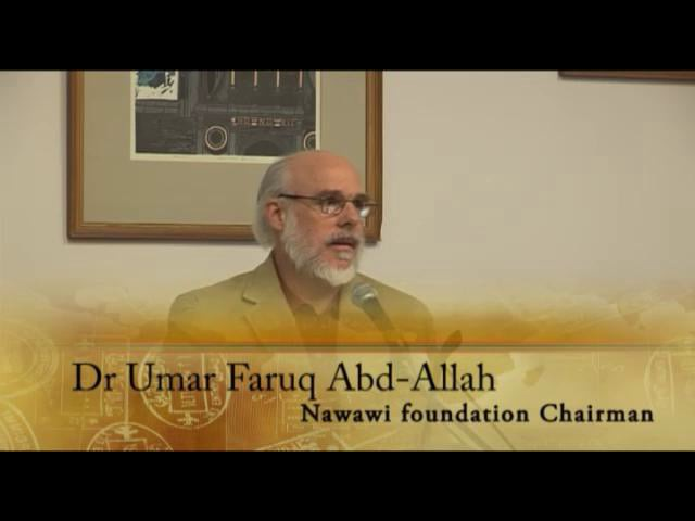 Dr. Umar Faruq Abd-Allah - Priorities of Islamic Law - Part1